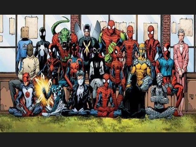 17116 - Trajes de Spider-man