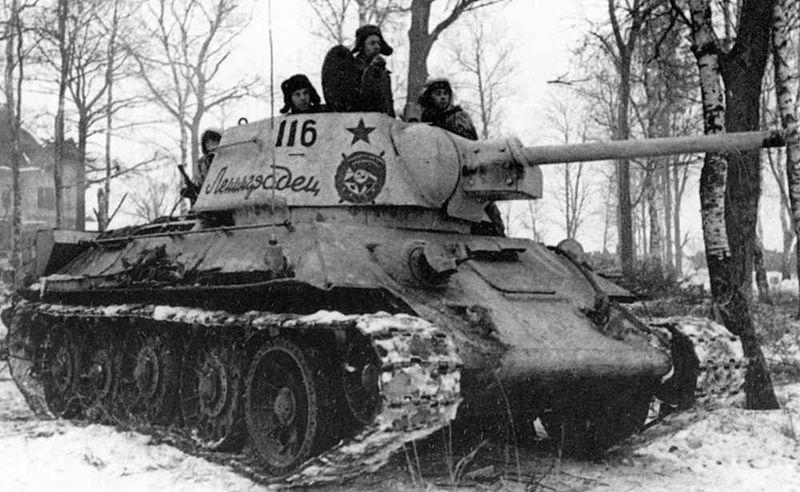 17139 - Tanques soviéticos de la 2ª Guerra mundial. PARTE 1