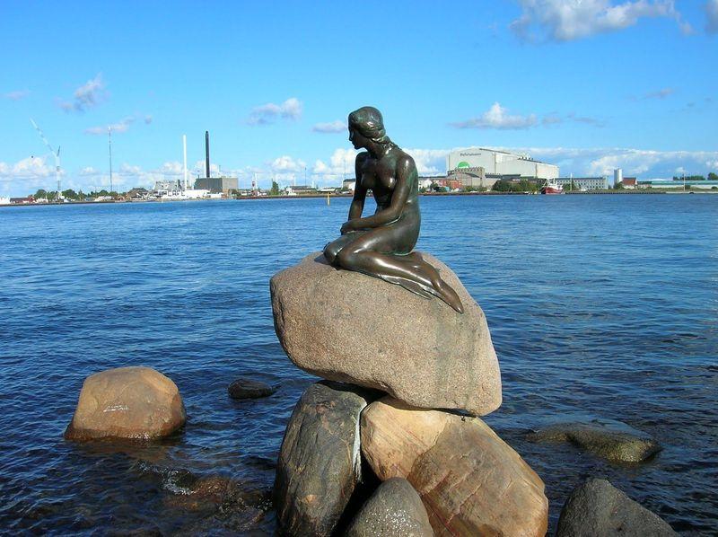 Capital de Dinamarca.