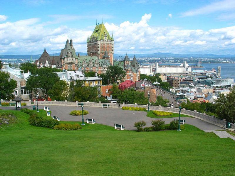 Capital de Canadá.