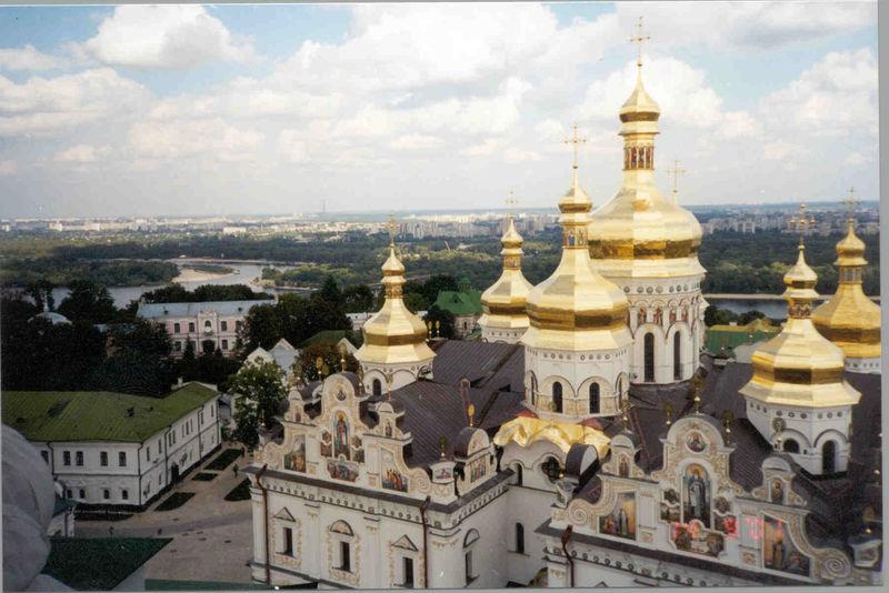 Capital de Ucrania.