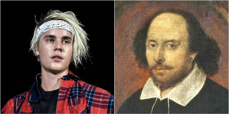 17160 - Quién lo ha dicho: ¿William Shakespeare o Justin Bieber?