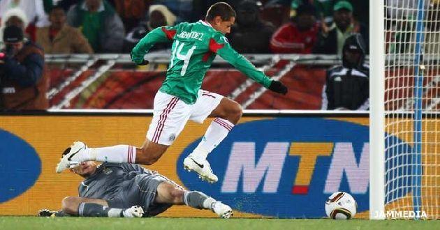 ¿Ante qué selección anotó su primer gol en un Mundial?
