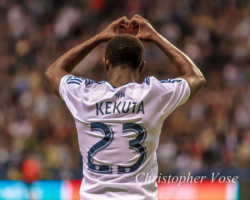 ¿En qué equipo juega Kekuta Manneh?