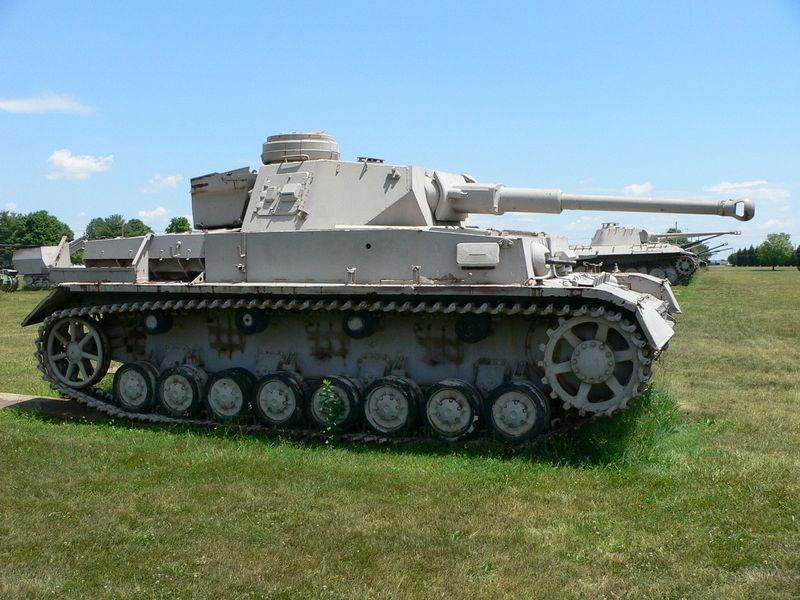17234 - ¿Cuál sería tu trabajo en un Panzer?