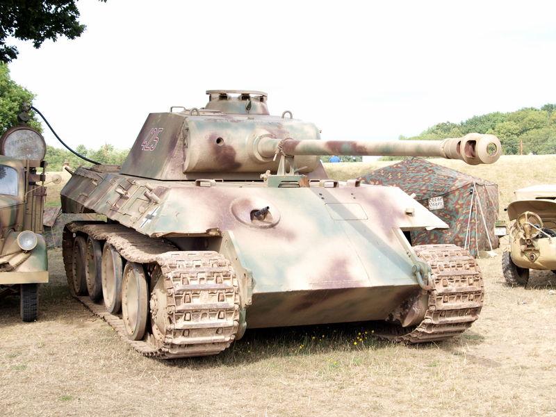 ¿Cómo te gustan los Panzers?