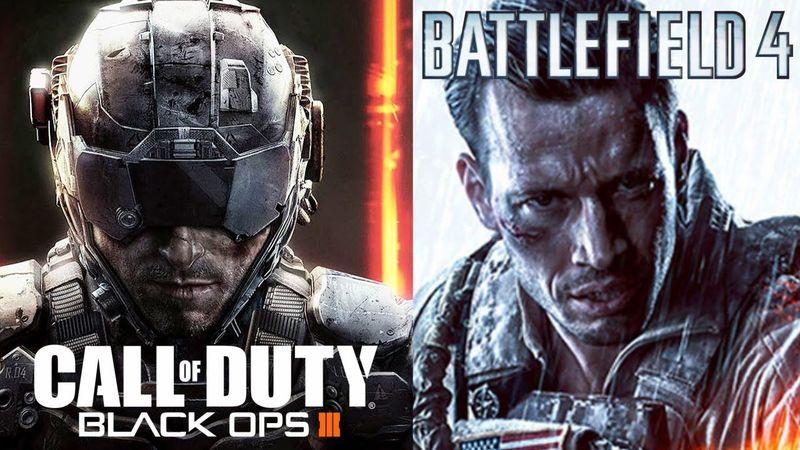 Qué prefieres tener antes: Black Ops 3 o Battlefield 4?