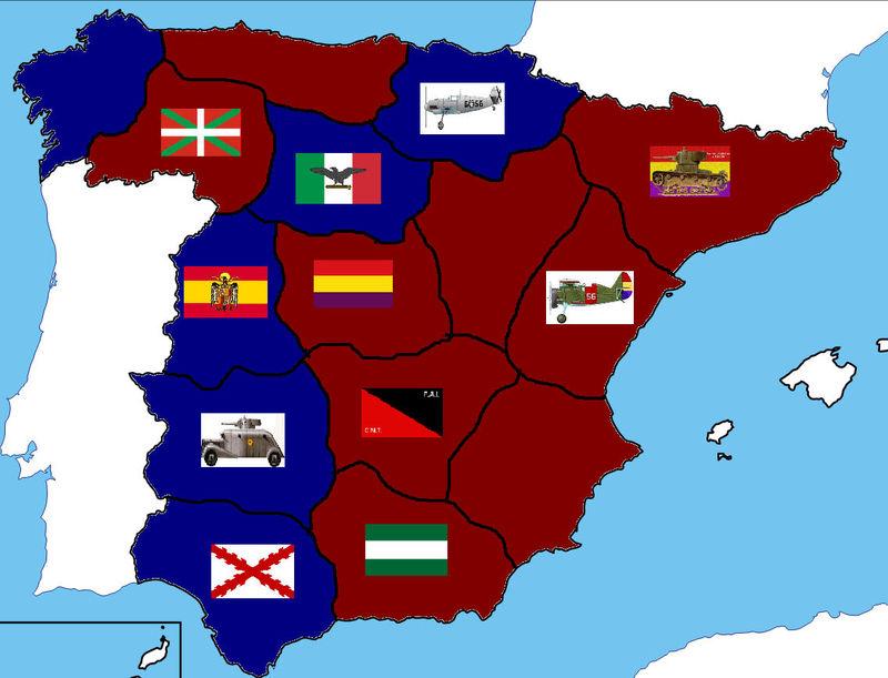 ¡Provincias conquistadas! Vamos ahora con las tropas en Madrid. ¿Qué haces?