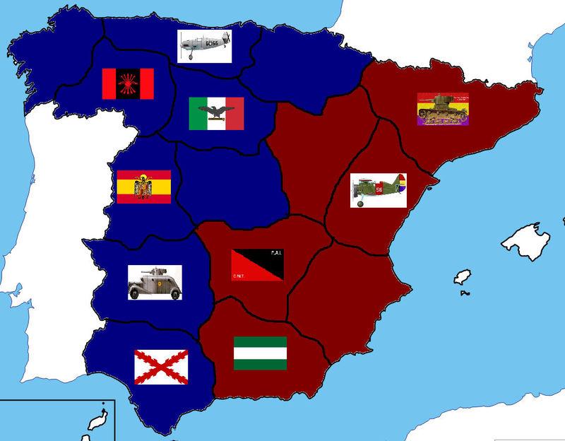 FIN DEL JUEGO. Han tomado Madrid con facilidad. Franco ha ganado la guerra...