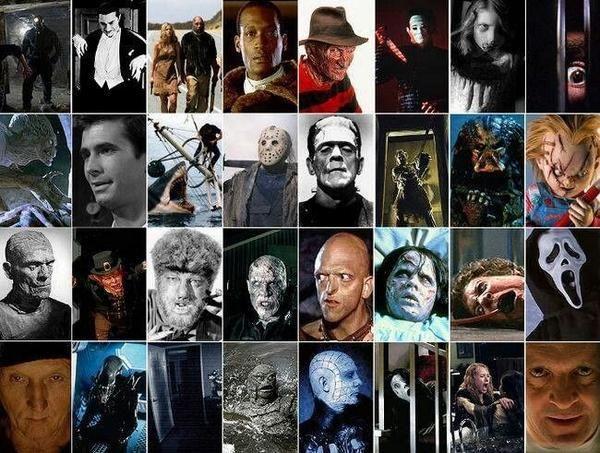 17297 - ¿Qué asesino del cine de terror eres?