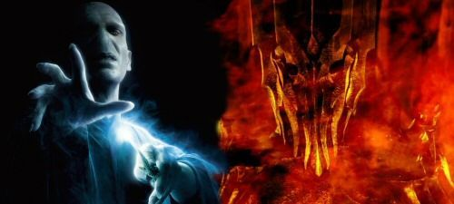 Lord Voldemort vs Sauron
