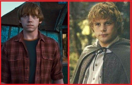 Ron Weasley vs Sam Gamyi