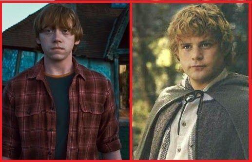 Ron Weasley vs Sam Gamyi