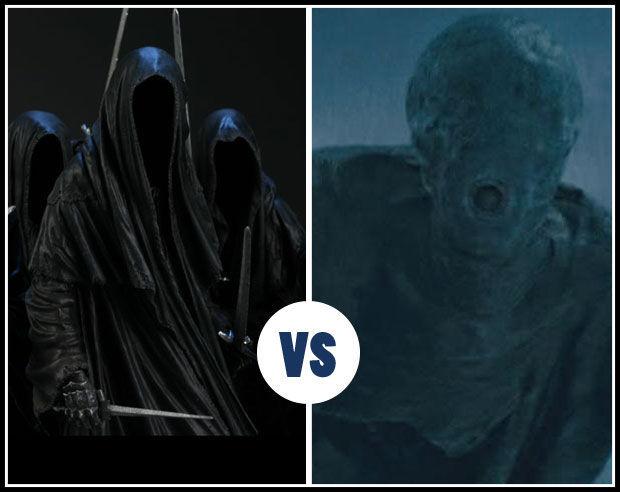 Dementores vs Nazguls
