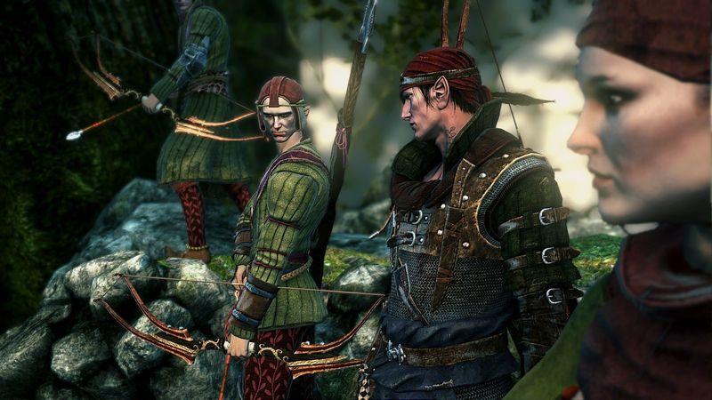 ¿Cómo se hace llamar la guerrilla conformada por no-humanos, principalmente por elfos?