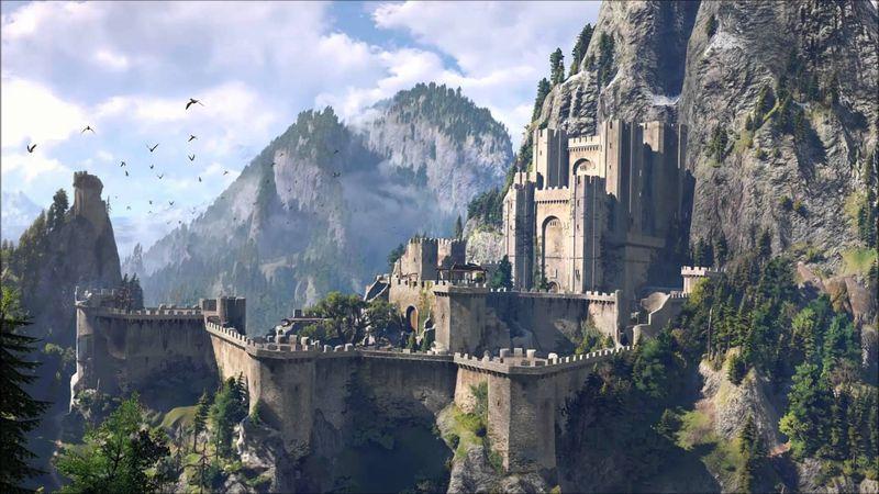 ¿Dónde se formó Geralt de Rivia y quién fue su