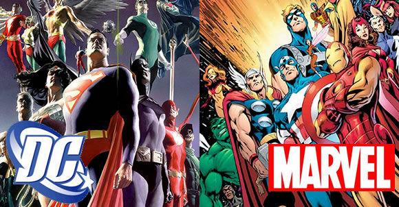 17397 - ¿Conoces el nombre real de estos superhéroes?