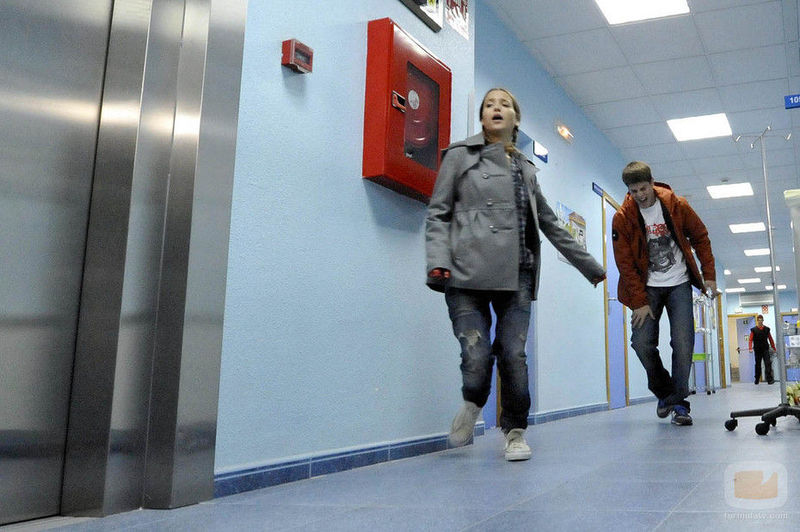 ¿Quián ayuda a Culebra a escapar del hospital?