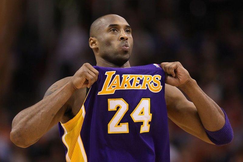 ¿Qué equipo drafteó a Kobe Bryant?