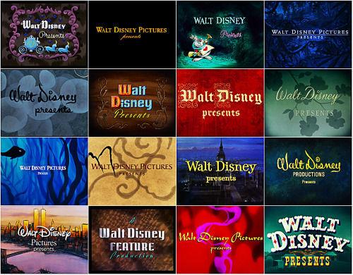 17419 - ¿Eres capaz de adivinar la película Disney por sus títulos de crédito?