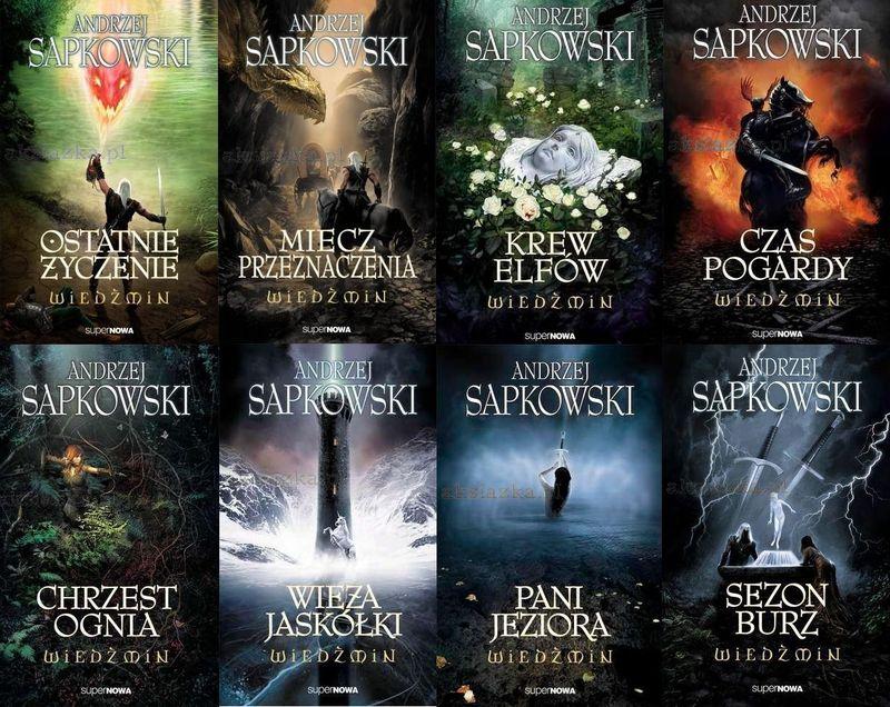 (Libros) ¿De quién se enamora Ciri cuando ésta se separa de Geralt?