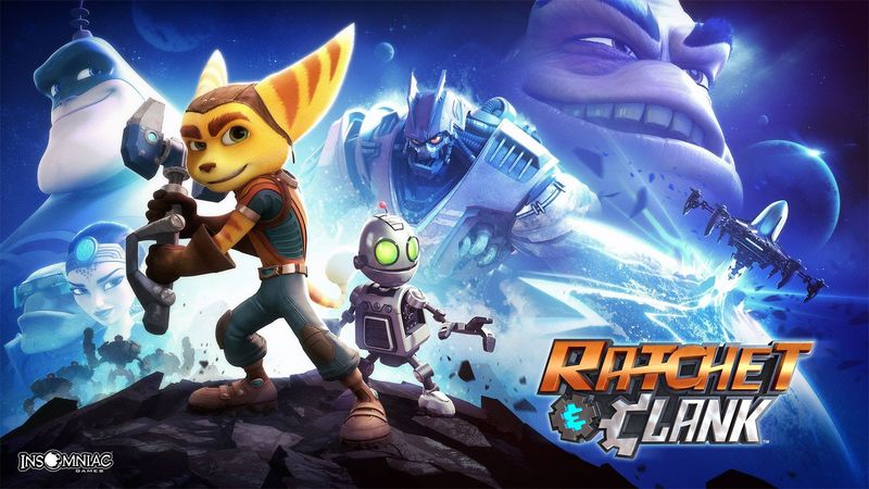 17465 - Test definitivo personajes Ratchet and Clank [Parte 1]
