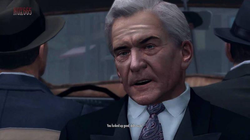 ¿Qué le dice Leo Galante a Vitto al final del juego?