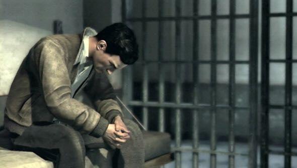 ¿Por que Vitto va a la cárcel?