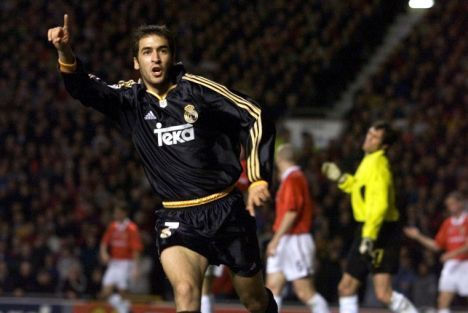Manchester United vs Real Madrid, Champions League (19/04/2000)