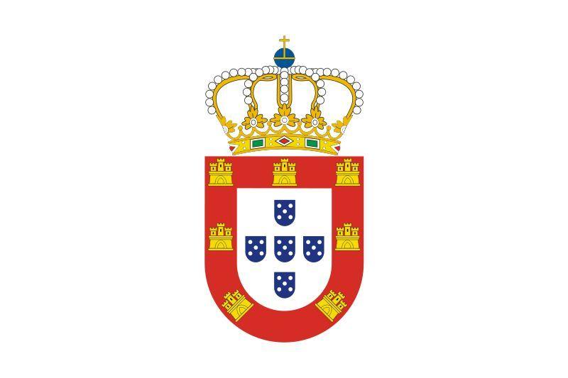 Viajamos al S.XVIII, ¿A que país pertenece? Pista: El escudo se usa en la bandera de un país, pero sun corona.