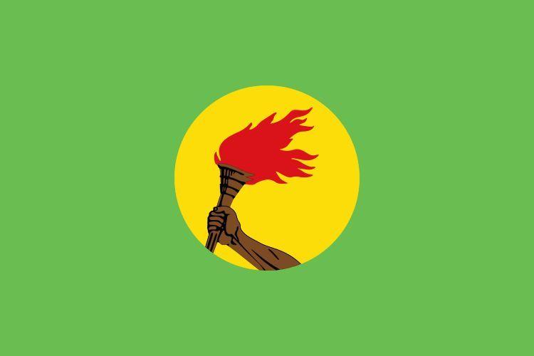 Vamos a dejar con Europa, ahora nos vamos a África, empezamos por el S.XX, era una dictadura hasta 1997