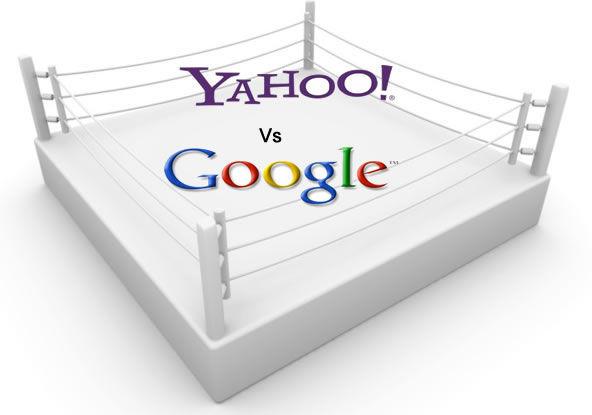 ¿Yahoo o Google?