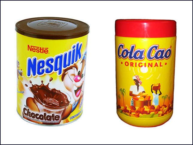 ¿Cola Cao o Nesquik?