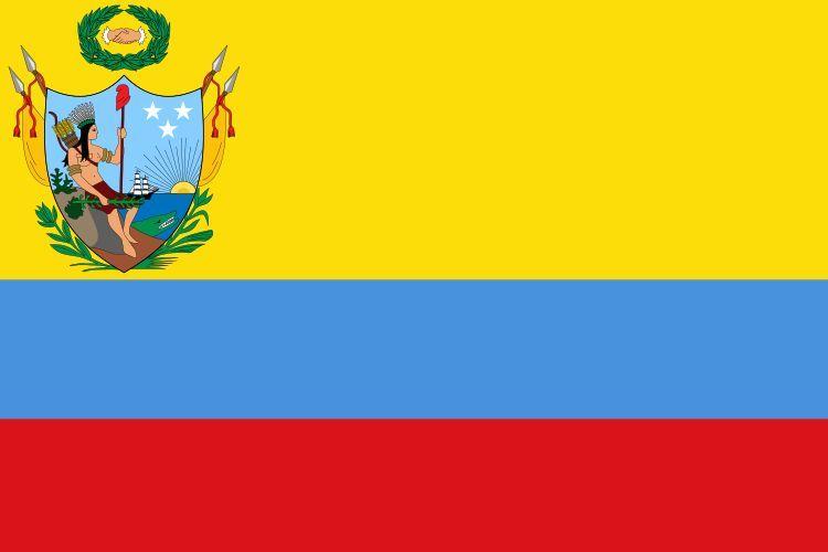 Llegamos a Sudamérica, empezamos con una pregunta fácil y similar a la del actual, ¿Qué imperio pertenecia esa bandera?