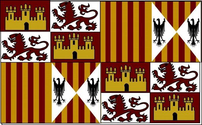 17500 - Antiguas banderas