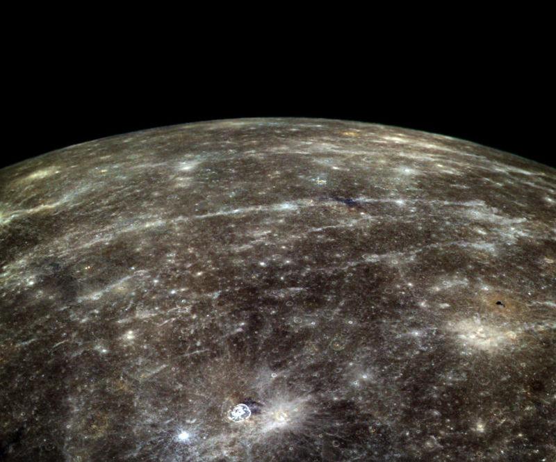 ¿Cuántos días tarda Mercurio en dar una vuelta completa al Sol?