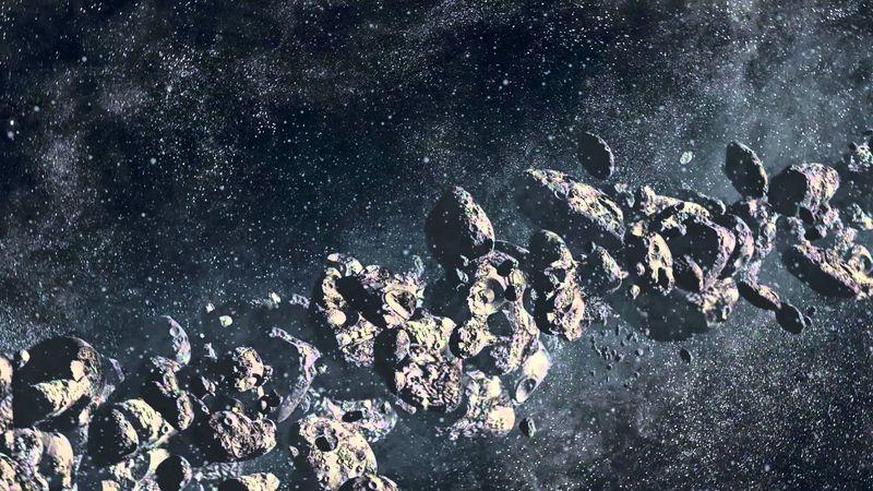 Al cinturón de asteroides. ¿Cuál es el asteroide más grande conocido?
