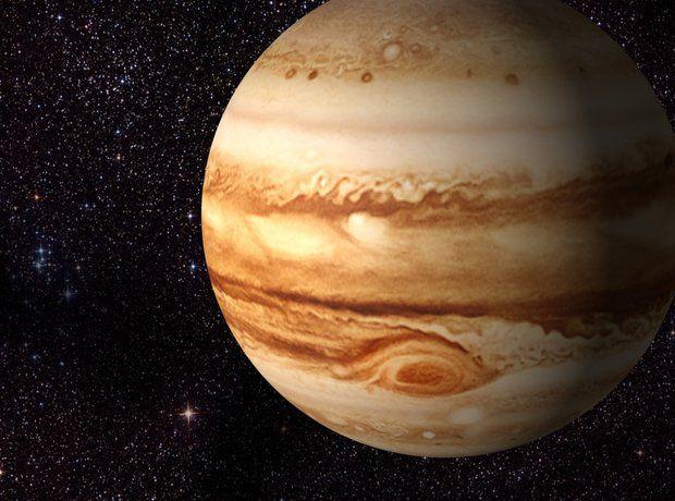 Júpiter. ¿Qué es exactamente la Gran Mancha Roja de Júpiter?
