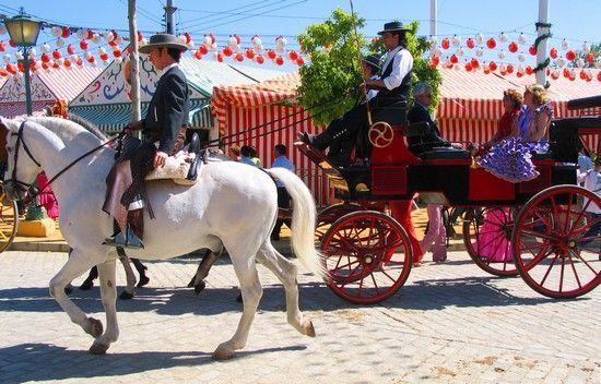 17513 - ¿Cuánto sabes de las Ferias andaluzas?