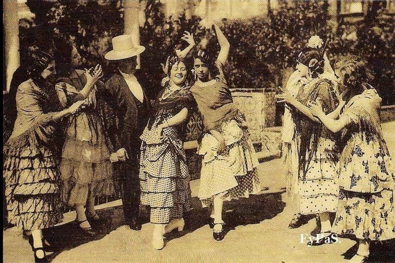 ¿Cuál es el origen de las ferias andaluzas?
