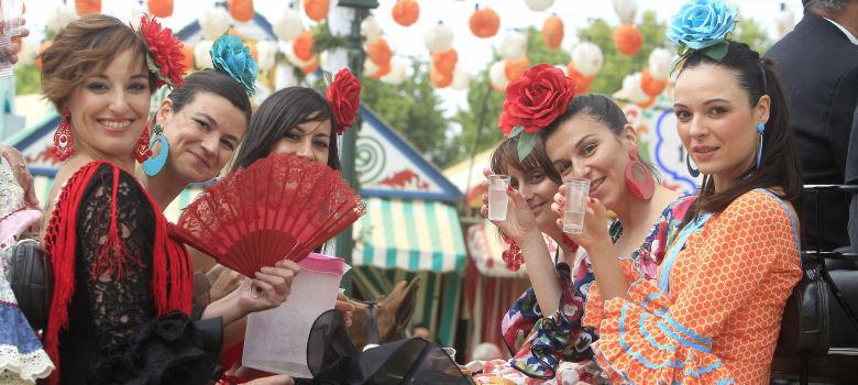 En algunas ferias se ha otorgado un día expresamente dedicado a las mujeres, así como otro también para los jubilados...