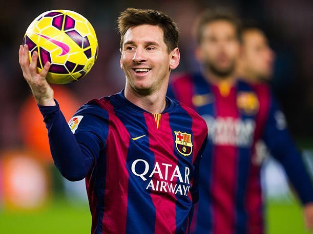 Messi es el Máximo goleador en un partido de la Liga de Campeones de la UEFA, pero, ¿cuántos goles marcó?