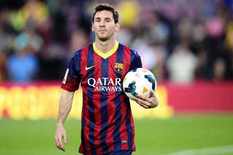 ¿Cuál es el récord de Messi de goles en un año natural?