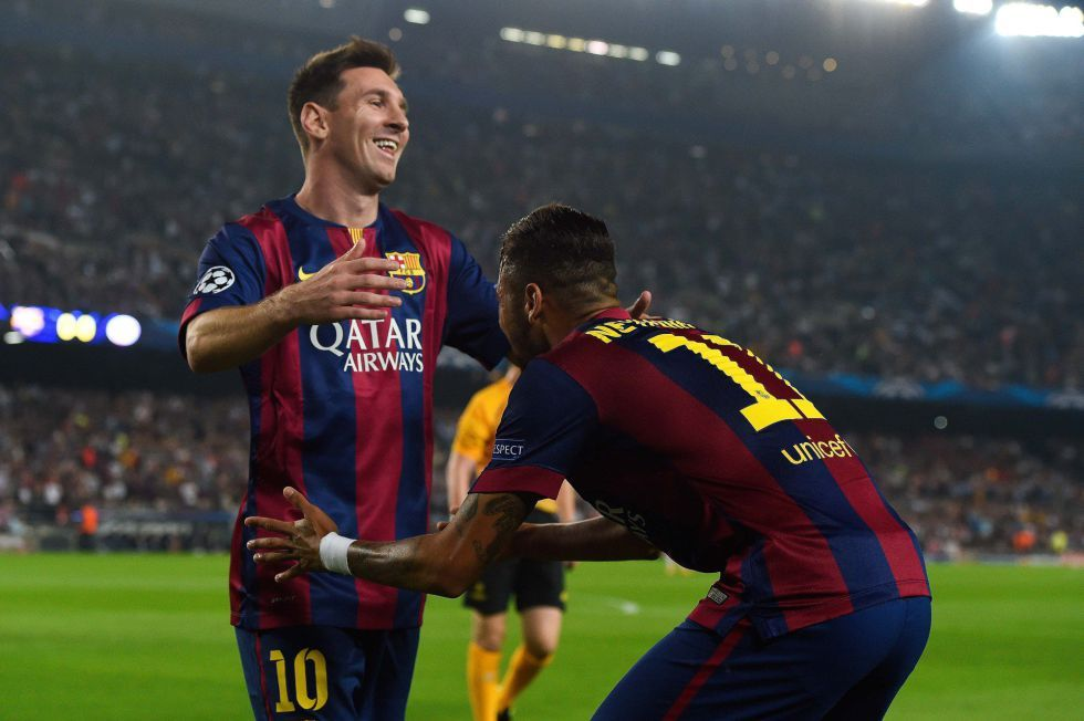 ¿Cuál es el récord de Messi de goles marcados consecutivamente en partidos oficiales?