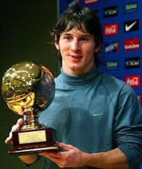¿En qué año ganó el Premio Golden Boy?