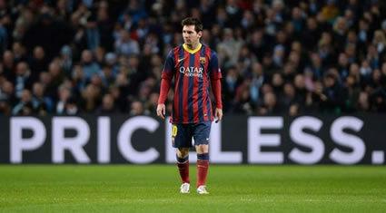 ¿Cuál es el nombre completo de Messi?
