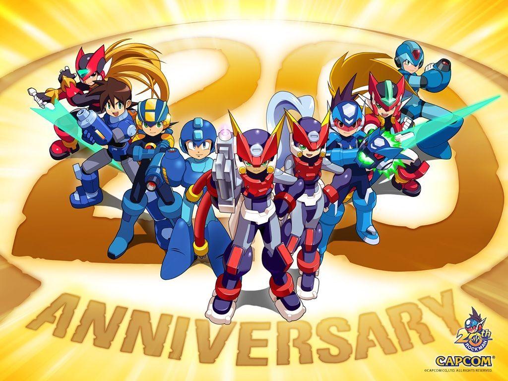 6480 - ¿Cuánto sabes de Megaman?