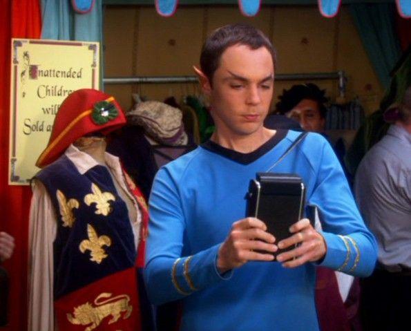 ¿Cuál es el segundo nombre de Sheldon?