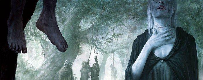¿Quién devuelve a la vida a Catelyne como Laidy corazón de Piedra?