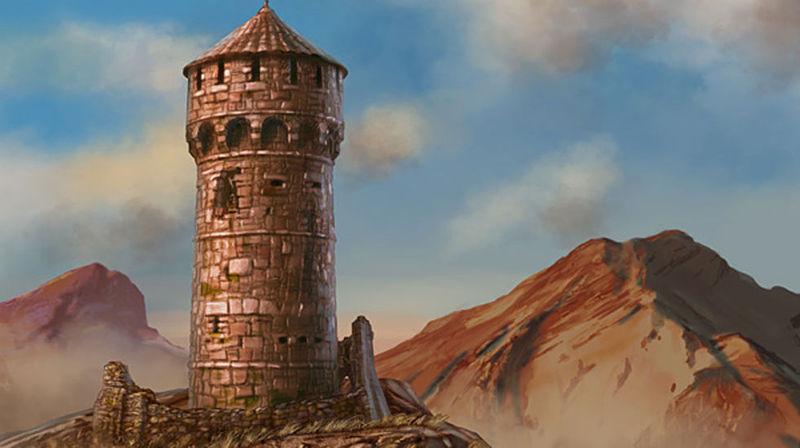 ¿Cuántos hombres participaron en la confrontación de la torre de la alegría?